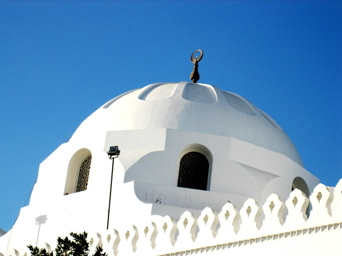 8 Quba Mosque