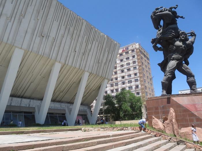 1 Bishkek Palace