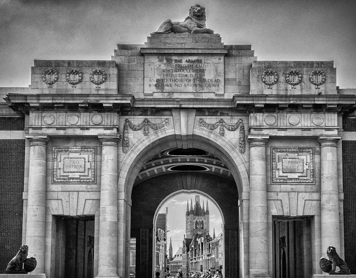 10 Menin Gate