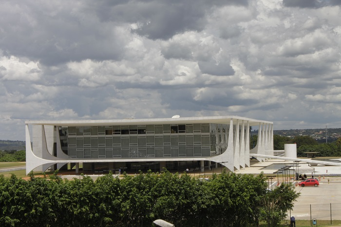 10 Planalto Palace