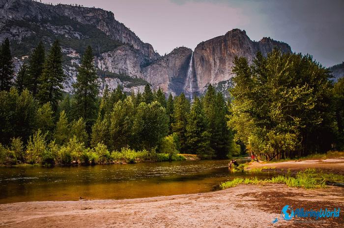 10 Yosemite Falls
