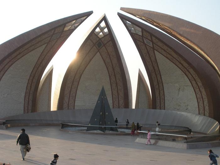3 Pakistan Monument