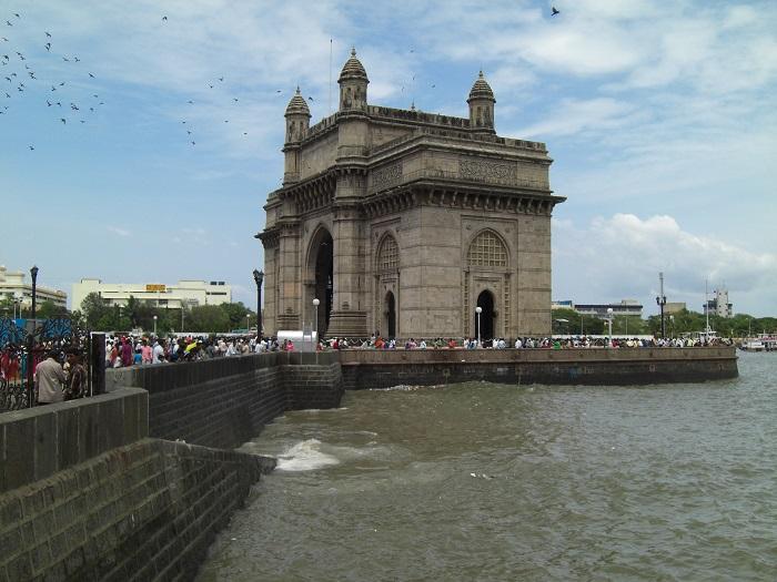 4 India Gate
