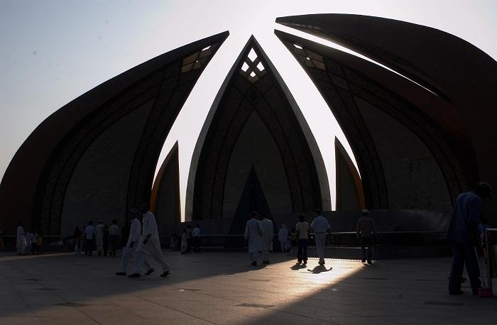 5 Pakistan Monument