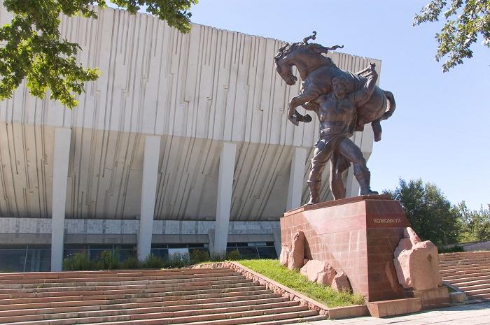6 Bishkek Palace
