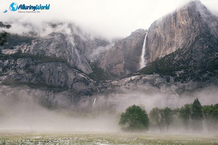6 Yosemite Falls