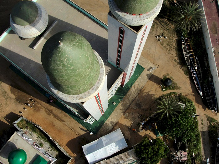 7 Divinity Mosque
