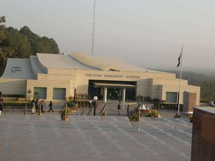 7 Pakistan Monument
