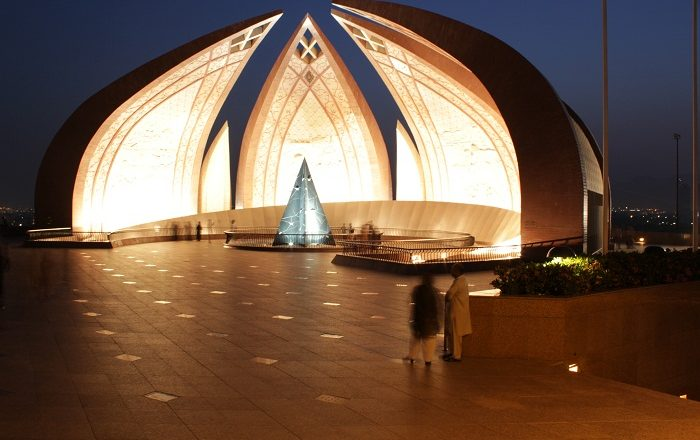 8 Pakistan Monument