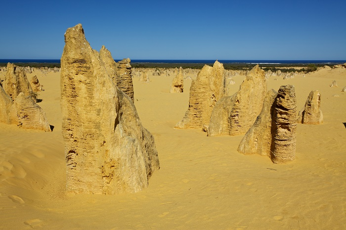 8 Pinnacles