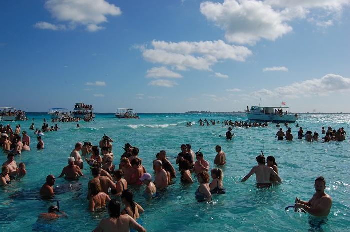 8 Stingray Cayman