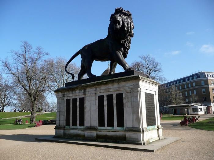 1 Maiwand Lion
