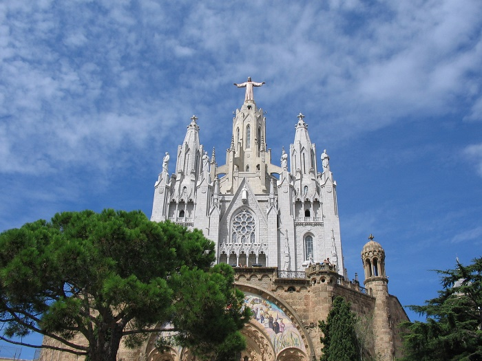 1 Tibidabo Barcelona