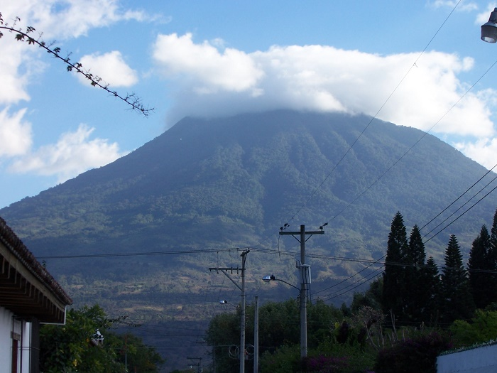 10 Agua Volcano
