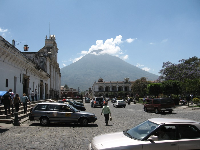 12 Agua Volcano