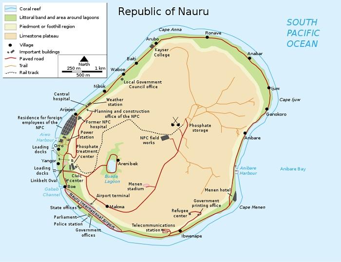 12 Nauru Mines