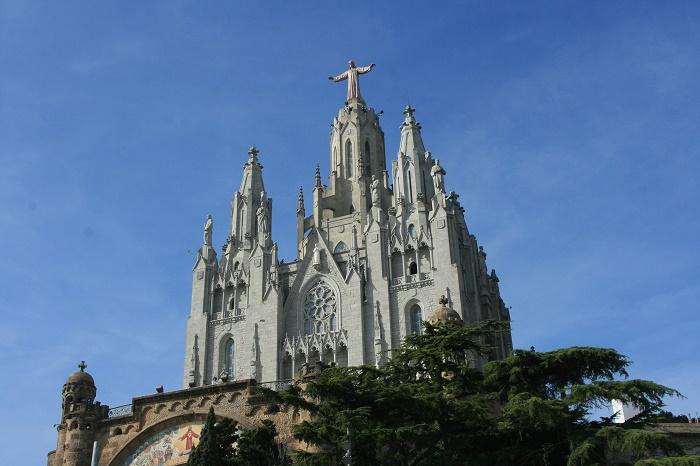 12 Tibidabo Barcelona