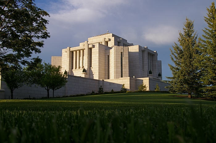 2 Cardston Temple