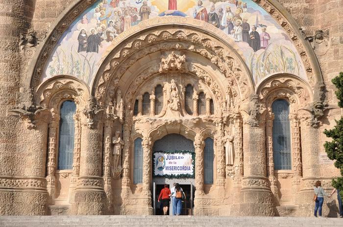 2 Tibidabo Barcelona