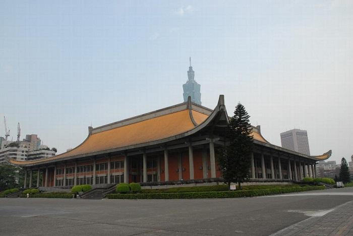 2 Yat Sen Hall