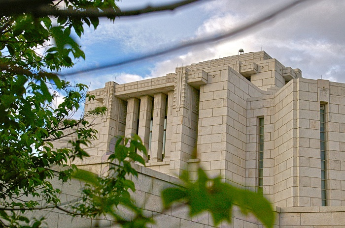 3 Cardston Temple