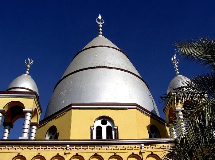 3 Mahdi Tomb