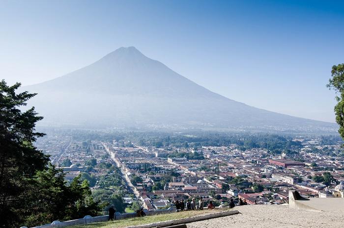 4 Agua Volcano