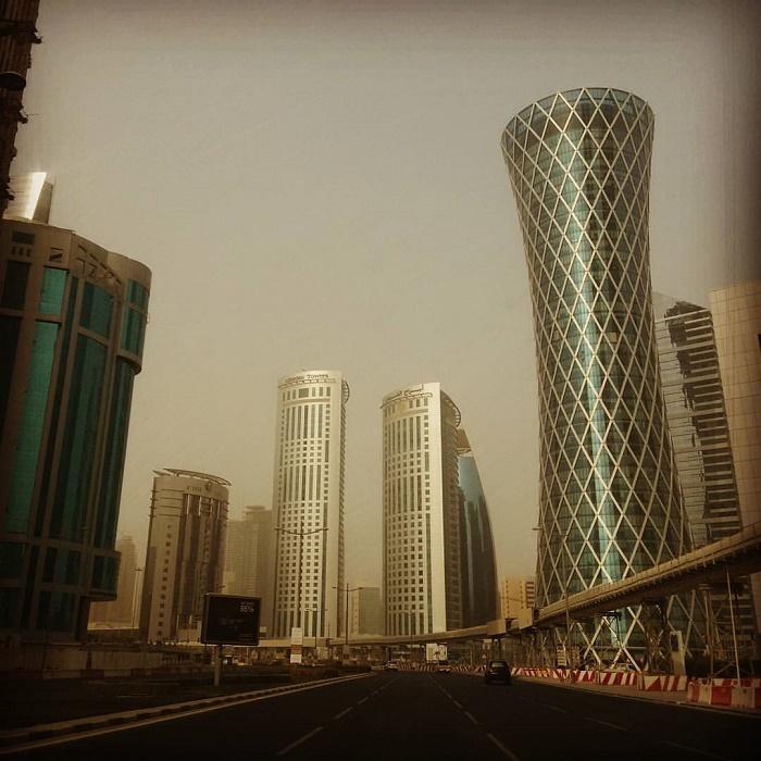 4 Tornado Doha