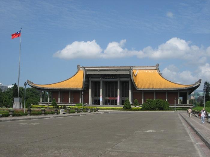 4 Yat Sen Hall