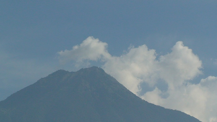 5 Agua Volcano
