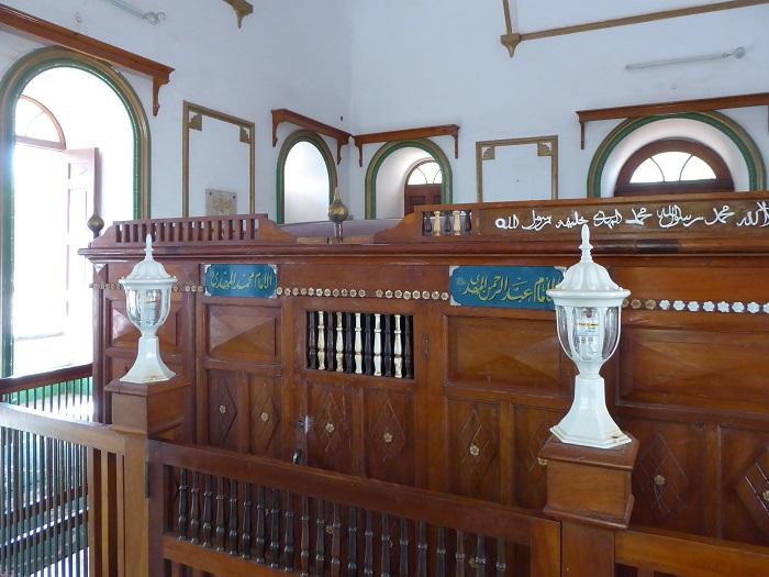 5 Mahdi Tomb