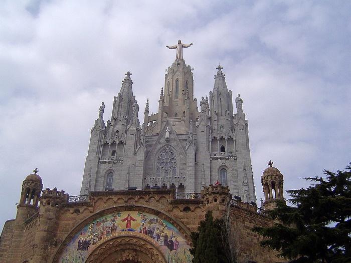 5 Tibidabo Barcelona