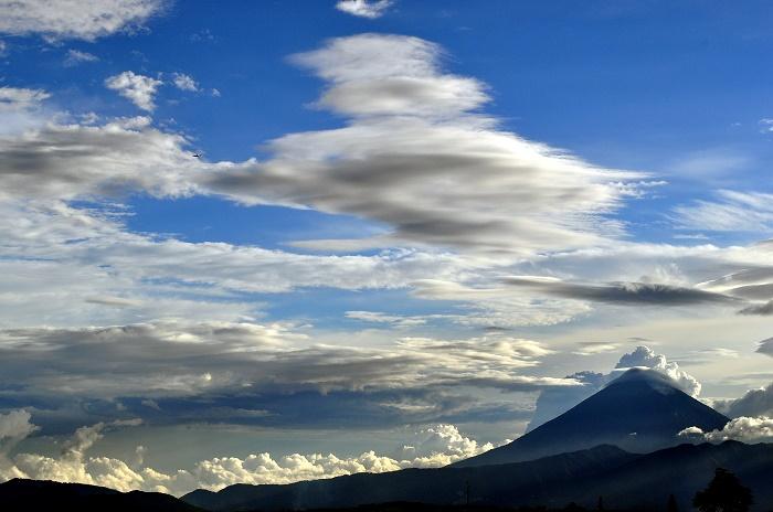 6 Agua Volcano