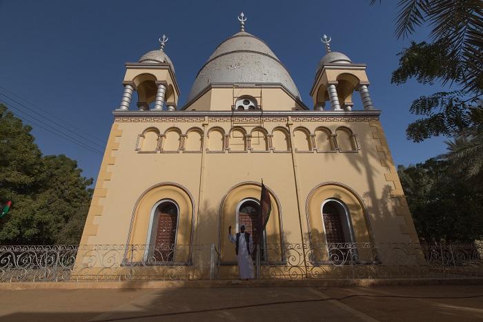 6 Mahdi Tomb