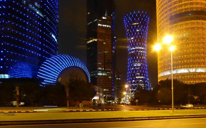 7 Tornado Doha