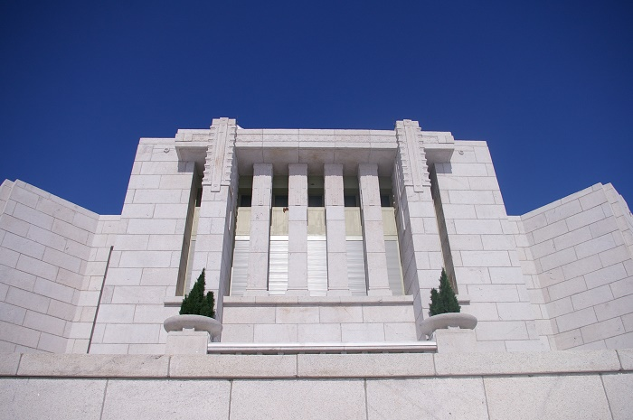 9 Cardston Temple