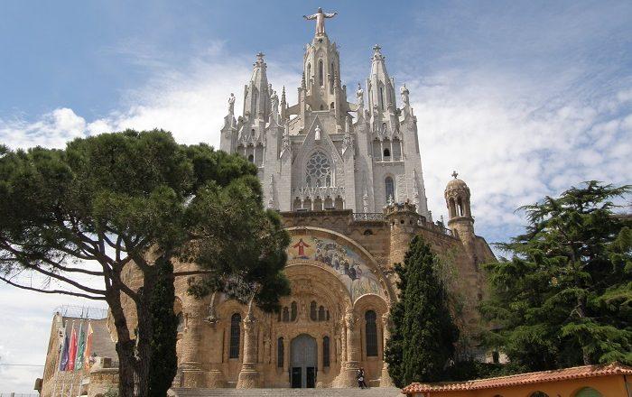 9 Tibidabo Barcelona