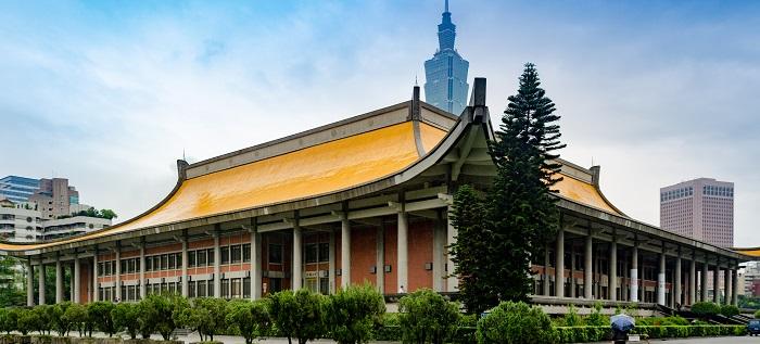 9 Yat Sen Hall
