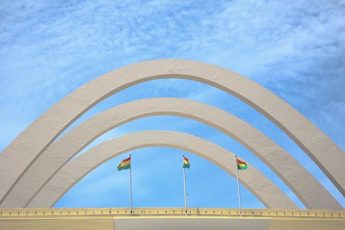 1 Accra Arch
