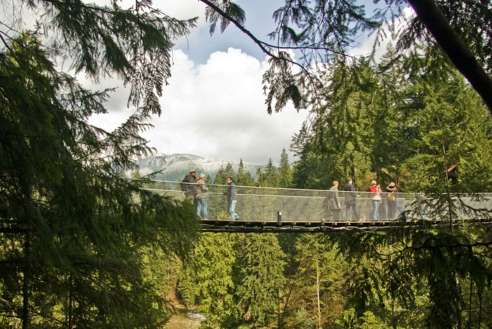 1 Capilano Bridge