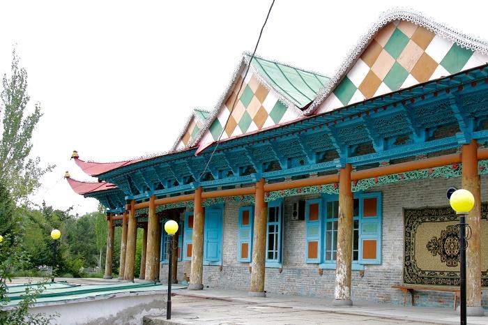 1 Dungan Kyrgyz