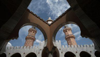 1 Touba Mosque