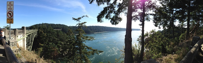 10 Deception Pass