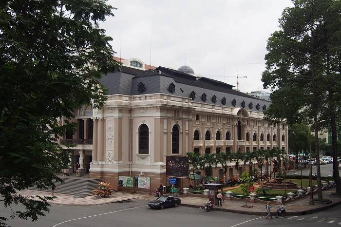 10 Saigon Opera