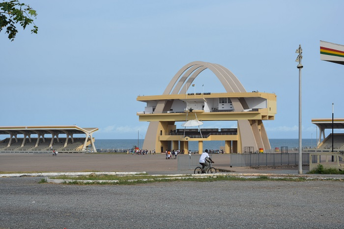 2 Accra Arch
