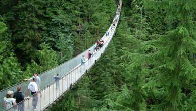 2 Capilano Bridge
