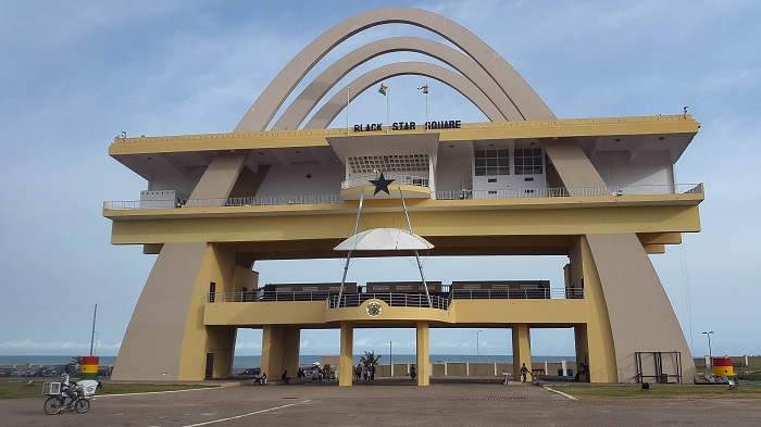 3 Accra Arch