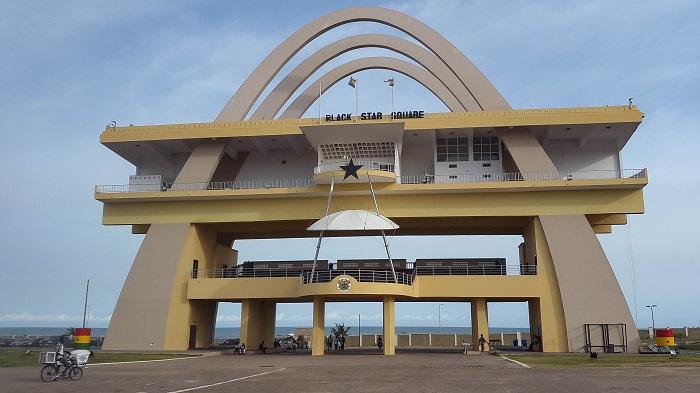 3 Accra Arch