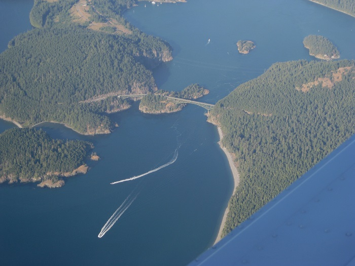 3 Deception Pass