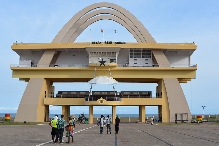 4 Accra Arch